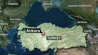 Reports: Explosion in Turkish capital