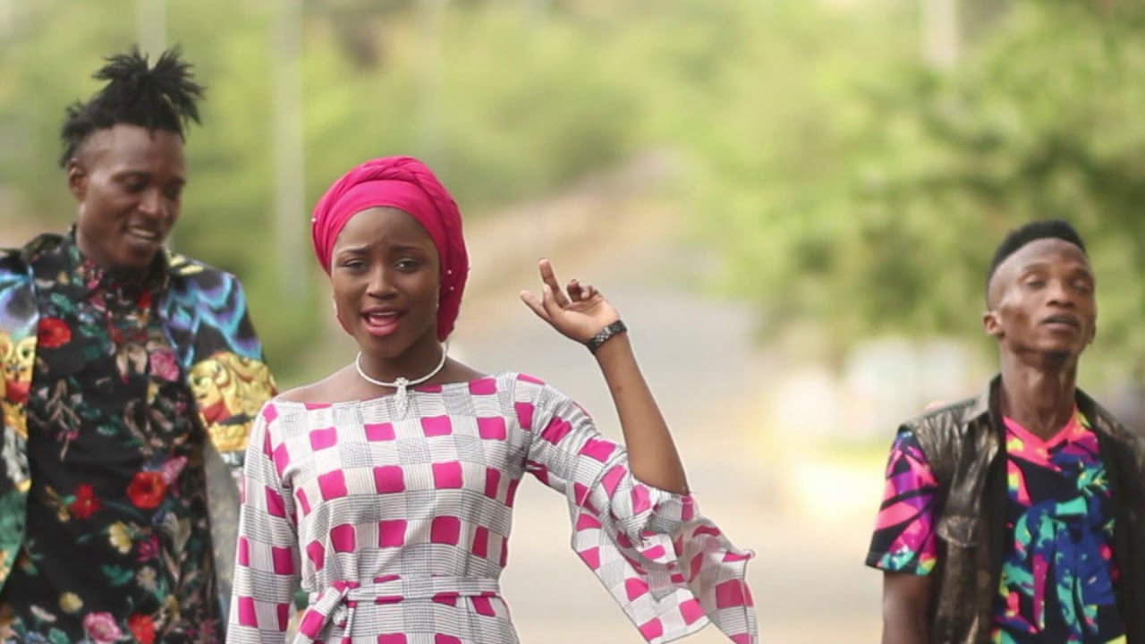 Umar M Shareef - Hanta Da Jini 2019 latest song featuring Maryam Yahaya -  Shamsu Dan Iya