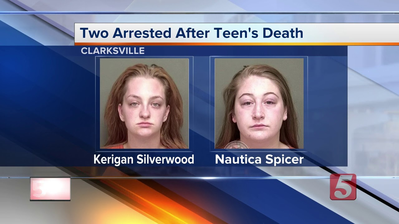 White 18-Year-Olds THUGGETTES Arrested After They Kill Friend