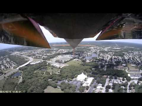 My new RC DLG sailplane height record is 2414 feet