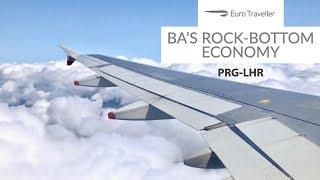 British Airways A320 Euro Traveller | The