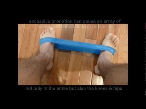 Plantar Fasciitis Exercises - Plantar Fasciitis Ankle Strengthening Exercises 7/8