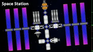 Finishing the Space Station