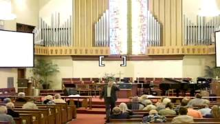 FUMCPP 02-19-2017 Sermon 'Means of Grace - Fasting'