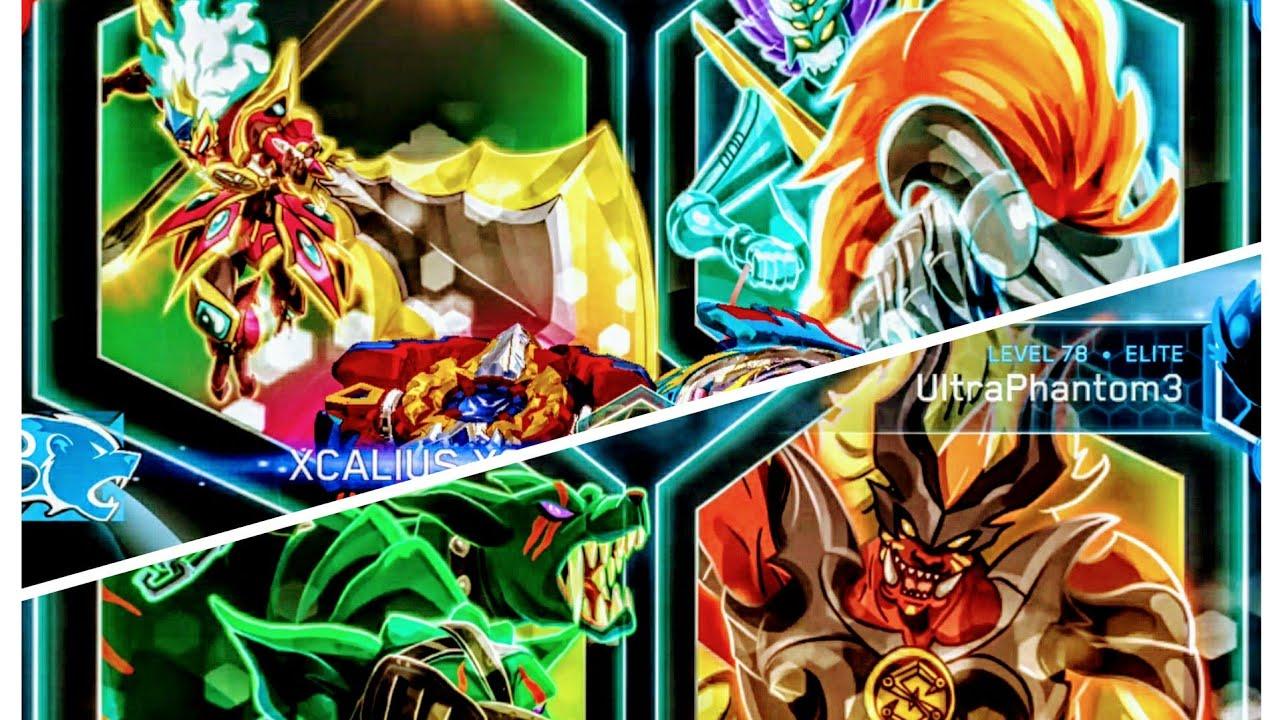 Beyblade Burst Hasbro Evolution Series Online Battle