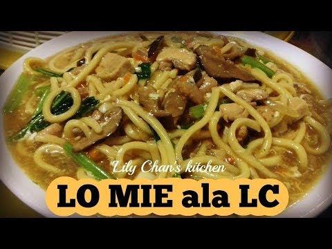 LO MIE ala LC (LIVE Facebook 5 Januari 2018)