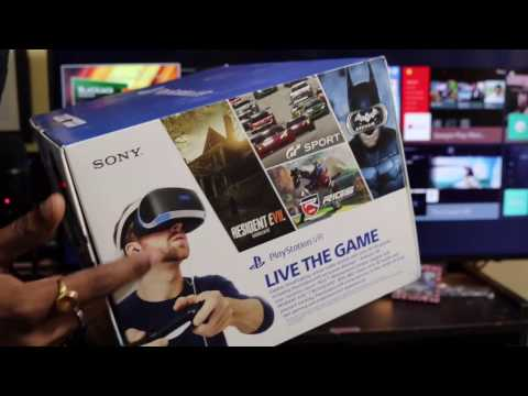 PlayStation VR Unboxing India in hindi