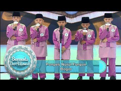 Penampilan Ciamik Ponpes Nurul Furqon - Semesta Bertilawah (4/6)
