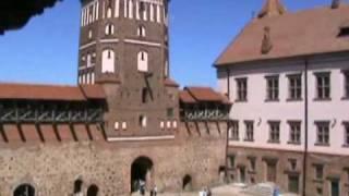Мирский замок. Мир, Белоруссия(, 2010-06-13T19:00:28.000Z)