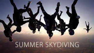 Summer Skydiving