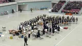 第30回長野市立中学校吹奏楽祭・Dブロック (裾花中学他)