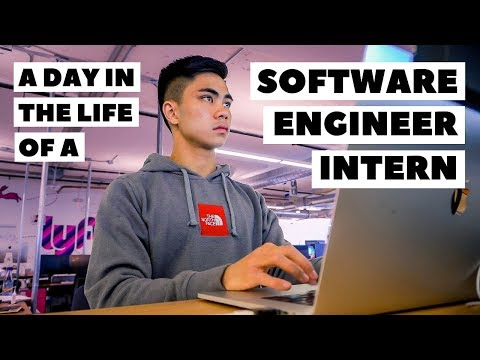 A Day In The Life of a Software Engineer Intern (San Francisco)