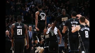 Best Plays From Friday Night's NBA Action! | Giannis Antetokounmpo Gamewinner and More!