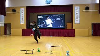 Publication Date: 2021-08-24 | Video Title: 雷宇瀚 - 中華傳道會安柱中學| 中學及大專個人舞台組 (決