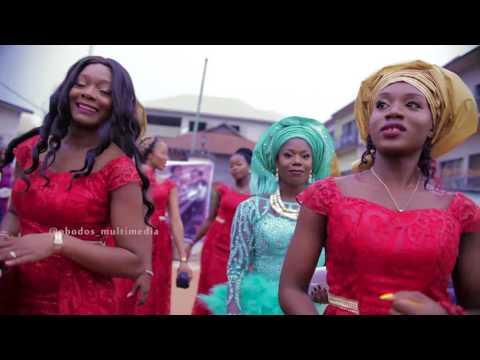 Amaka & Itoro Nigerian traditional marriage video trialer #ifyyvonne