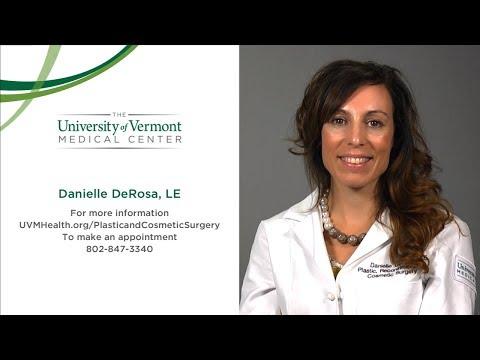 Danielle DeRosa, LE, Medical Aesthetician, University of