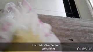 Giặt Sofa tại Chung cư Hoàng Huy Hải Phòng