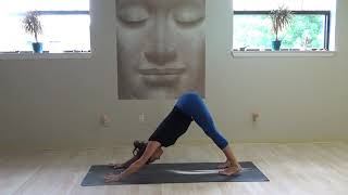Quick Pre/Post Ride Yoga Flow (For Equestrians)