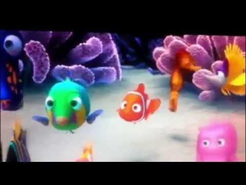 Finding Nemo: Mr Ray sings SpongeBob theme song