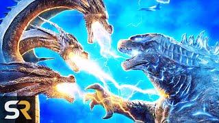 25 Most Powerful Godzilla Monsters