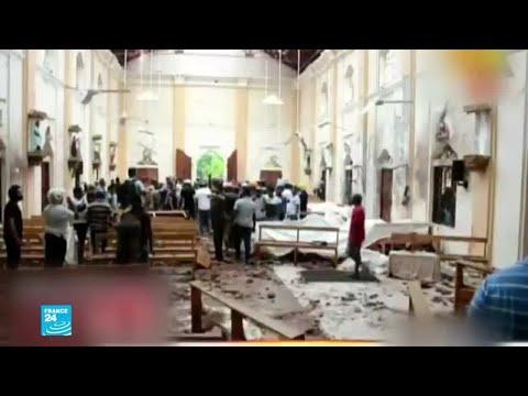 تضامن دولي وتنديد عالمي بتفجيرات سريلانكا  - نشر قبل 2 ساعة
