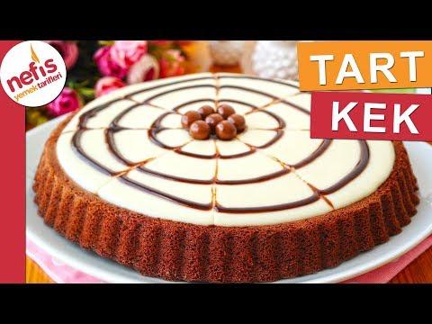 Tart Kek Tarifi - Tam ölçüsü ile pasta tadında muhteşem kek