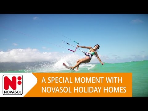 A special moment with NOVASOL Holiday Homes
