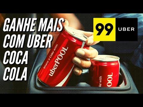 Faturando Mais Dando Coca-Cola no Uber