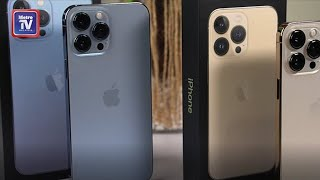 Unboxing iPhone 13 Pro Max
