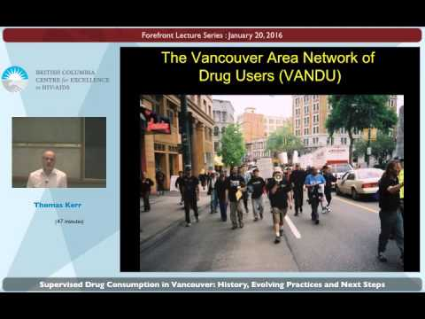 Supervised Drug Consumption in Vancouver: History, Evolving Practices and Next Steps