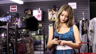 'Pretty Little Liars' Halloween Ep: Alison Meets Jenna For The First Time