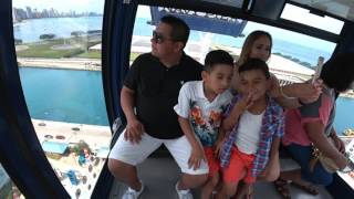 4931 Ferris wheel. Navy Pier