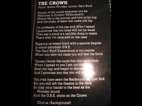 GARY BYRD THE CROWN INSTRUMENTAL VERSION