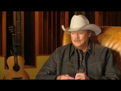 """Alan Jackson - Track by Track Interview - """"Hard Hat And A Hammer"""""""