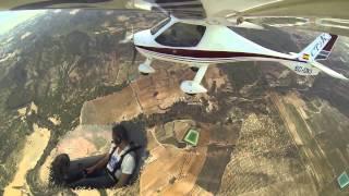 Полет на самолете СT2K(, 2014-06-19T12:48:28.000Z)