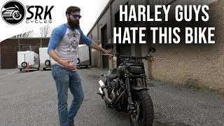 Why the 5th most hated Harley is AWESOME