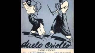 Francisco Canaro - Guillermo Rico - Duelo criollo