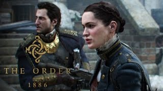 The Order 1886 Game Movie (All Cutscenes) Part 1 1080p HD