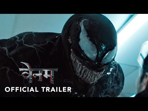 VENOM Official Hindi Trailer 2 | In...