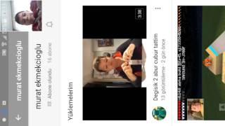 Kardeş kanal videisu #1