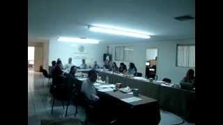 Interrumpen con música mesa de trabajo en la junta distrital del IFE 08 Chihuahua