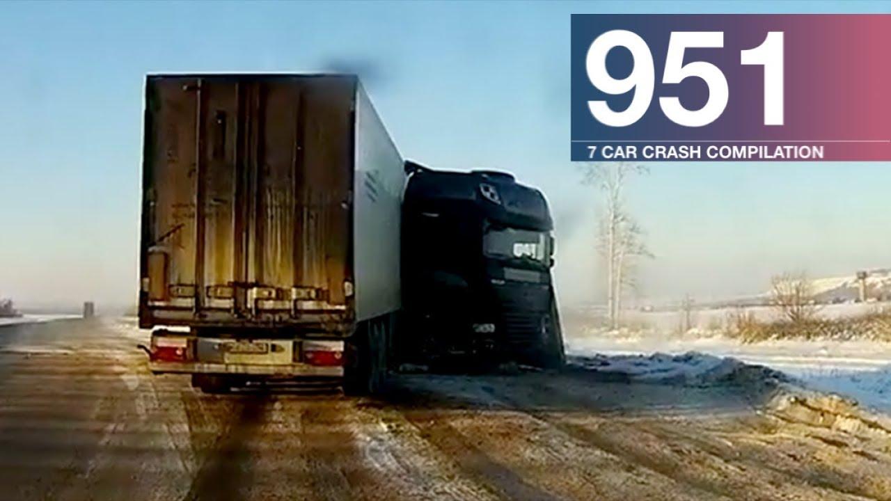 Car Crash Compilation 951 – January 2018