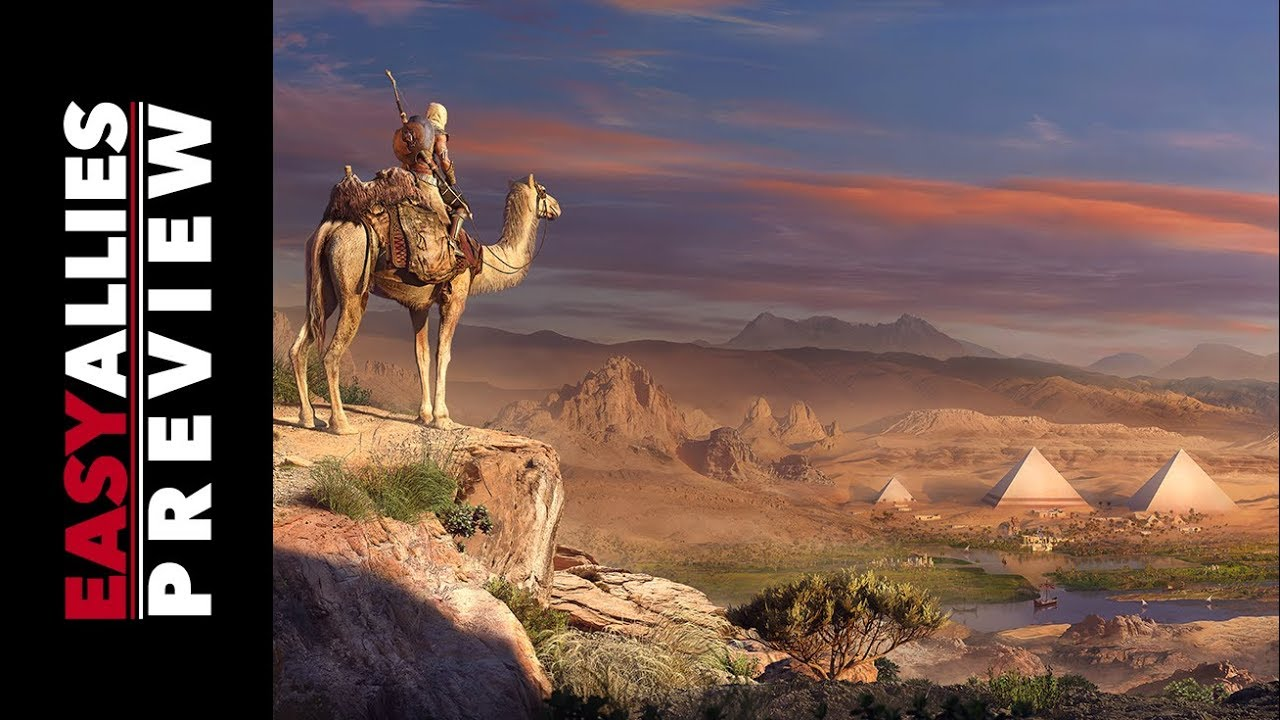 Examining the changes in assassins creed origins easy allies examining the changes in assassins creed origins easy allies impressions malvernweather Images