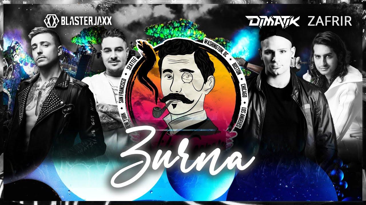 Blasterjaxx & Zafrir - Zurna (Dimatik Remix)