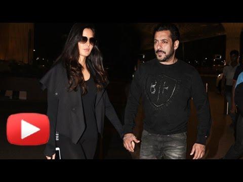 Salman Khan And Katrina Kaif Spend Time Together During The Shoot Of Tiger Zinda Hai
