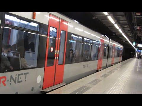 Amsterdam Metro, Trains At Wibautstraat Station