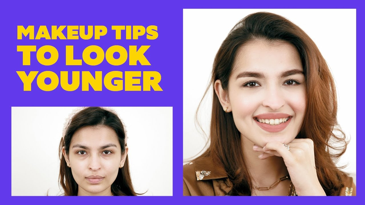 5 Makeup Tips & Tricks To Look Younger | How To Look Younger With Makeup | Be Beautiful