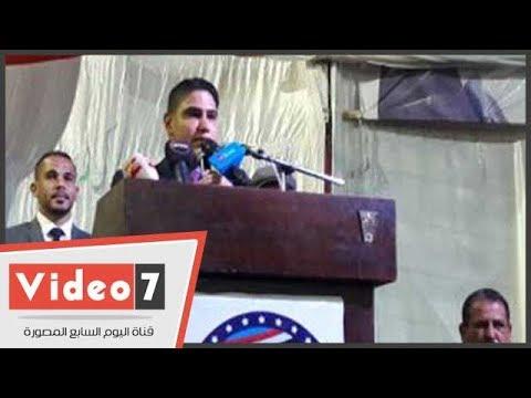 أبو هشيمة بمؤتمر دعم السيسى: المشروعات القومية ساهمت فى تشغيل 3.5 مليون عامل