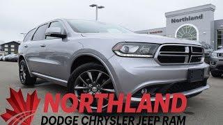 Walk Around 2018 Dodge Durango GT   Northland Dodge   Auto Dealership in Prince George BC