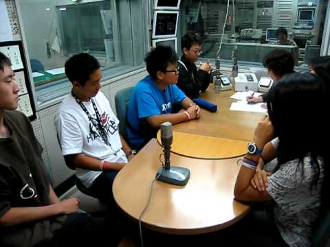 RC 3 Interview on the radio station
